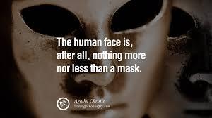 Famous Quotes About Masks