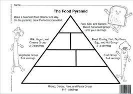 Free Food Pyramid Worksheets Food Pyramid Worksheet 21 Best Of 9
