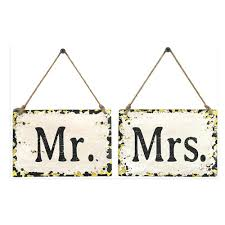 w mr and mrs