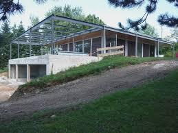 maison kit ossature metallique vos id es de design d int rieur construction en structure acier