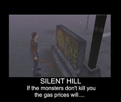 16 Years of SILENT HILL Whackiness by YoshioKun13 via Relatably.com