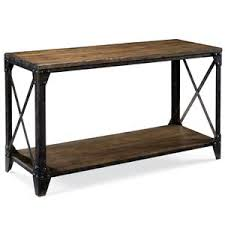 Image Steel Rectangular Sofa Table Royal Furniture All Accent Tables Royal Furniture