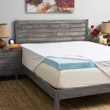 memory foam mattress topper 4 inch. Fine Inch Grande Hotel Collection 4inch Gel Memory Foam Mattress Topper With 300  Thread Count Egyptian In 4 Inch N