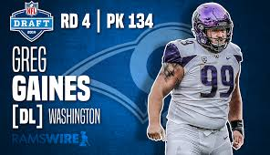 5 things to know about new Rams DT Greg Gaines