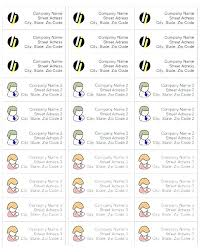 Free Address Labels By Mail Free Address Label Templates