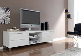 contemporary white living room furniture. Alamo, Contemporary White High Gloss And Chrome TV Unit Living Room Furniture