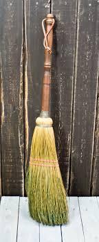 vintage whisk broom hearth broom by thevintageislandinc on 25 00