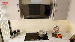 Những lưu ý quan trọng cần lưu ý trong quá trình lắp đặt máy hút mùi - Bếp  nhà chuẩn Âu. Trọn tình bền lâu