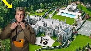 2018 lamborghini logan paul. exellent lamborghini thumbnail top 10 most expensive youtuber houses jake paul romanatwood  logan in 2018 lamborghini logan paul f