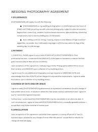 Basic Photography Contract - April.onthemarch.co