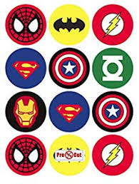8pcs Super Hero Set Of 4 Supermanbatman Cookie Cutterbiscuit