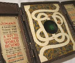 Jumanji Wooden Board Game Board Game Replica 31
