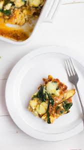 Classic Lasagne Eggplant Lasagna Healthy Af Tastemade