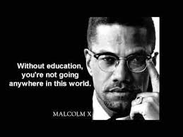 Malcolm on Pinterest   Malcolm X, Malcolm X Quotes and Education via Relatably.com