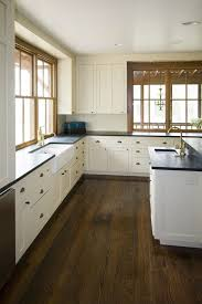 Wooden Flooring For Kitchens 17 Best Ideas About Dark Wood Kitchens On Pinterest Dark