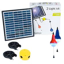Earthtech Products Solar Power U0026 Lighting Kit For Sheds Garages Solar Power Lighting Kits