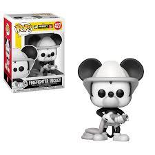 <b>Funko POP</b> Disney: <b>Mickey's</b> 90th - <b>Firefighter Mickey</b> - Walmart.com ...