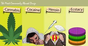 type of drugs most commonly abused drugs today rehab recovery place