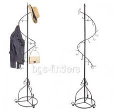 Wrought Iron Standing Coat Rack Professional Makinglongevityantirustwrought Iron Clothes Stand 55