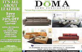 doma home furnishings leather sale home improvement row