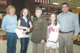 the day what memorial day means to me walsh essay winners by pam johnson sound senior staff writer as part of branford s memorial day