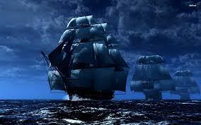 Black Pearl Ship Hd Wallpaper - Pirate ...