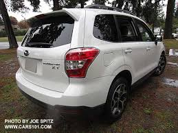subaru forester 2016 white. Perfect 2016 2016 White Subaru Forester 20XT Premium Throughout White O