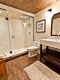 wood tile flooring in bathroom.  Wood Bathroom Elegant Wood Look Tile Bathroom New White Pebble And  Luxury For Flooring In D