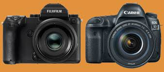 there used to be enough division between high end dslrs and um format cameras for each to appeal to a diffe crowd based on your budget