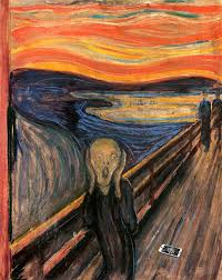 famous paintings scream