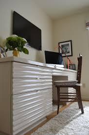 kidney shaped office desk. kidneyshapeddeskhomeofficecontemporarywithbuiltindesk contemporarydesigncontemporarydesk kidney shaped office desk