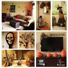 Door Corner Decorations Cool Halloween Decorations Scary Sculpture In The Living Room