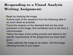 visual rhetorical analysis essay example images visual  visual analysis for composition for visual rhetorical analysis essay example