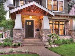 residential front doors craftsman. A Craftsman-style Door From The Home Again By Hancock Lumber Line Provides Clean Residential Front Doors Craftsman C