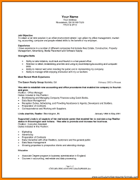 9 Office Manager Resume Objective Offecial Letter