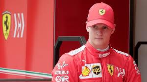 There was never a plan b for the son of corinna and michael schumacher, born on 22 march 1999. Mick Schumacher Formel 1 Als Logischer Nachster Schritt Formel 1 Motorsport Sportschau De