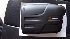 simmons vertical volt 600. simmons lrf600 review (hd) vertical volt 600