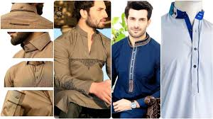 Gents Clothes Design 2019 Top Brands Mens Wear 2019 Eid Collection Shalwar Kameez Kurta Designs Ideas For Men