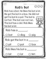 © contributed by leanne guenther. 18 Phonics Worksheets Yr 1