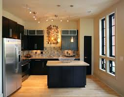 contemporary track lighting kitchen. Track Lighting Kitchen . Contemporary R