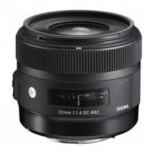<b>Объектив Sigma AF</b> 30mm f/1.4 DC HSM Art <b>Nikon</b> F