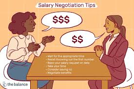 wage negotiations process salary negotiation tips how to get a better offer
