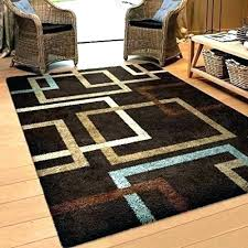 brown and blue rug red area rugs tan geometric brown and blue rug oriental