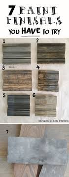 Wood Stain Painting Techniques 70 Best Diy Furniture Finish Techniques Images On Pinterest