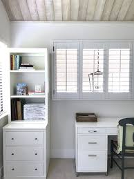 simply organized home office. a simply organized home office by l