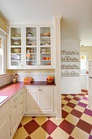 Retro Kitchens For 50s Retro Kitchens For Retro Style Kitchen Cabinets Home Inspiration