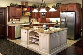 U Shaped Kitchen Designs With Island Interesting Decorating Ideas