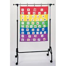 Adjustable Pocket Chart Stand