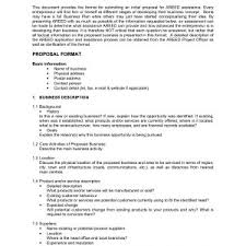 Business Partnership Proposal Letter New Application Letter For ...