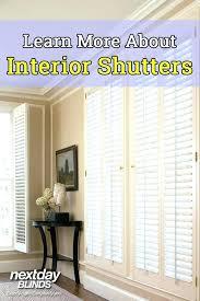 indoor window shutters. Diy Interior Shutters Window Indoor Designs Windows Cost Wooden R